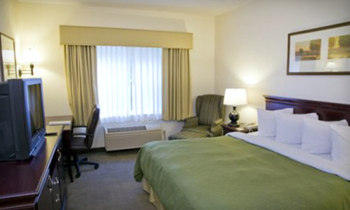 Country Inn & Suites - Chittenden: $49 for a One-Night Stay for Two in a Standard Room at Country Inn & Suites (Up to $109 Value)