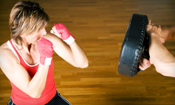 Polk Street Gym - Civic Center: $49 for 10 Boxing Classes at Polk Street Gym ($175 Value)