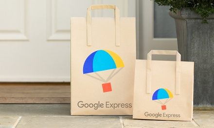 $40 Credit for First Order on Google Express for Costco, Walgreens, Smart & Final, and More in the San Francisco Area