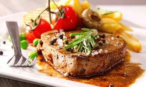 Au Buffet Grill: Menu en 2 ou 3 services au choix pour 2 personnes dès 24,99 € au restaurant Au Buffet Grill