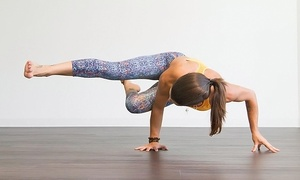 Yoga Loft: 5 or 10 Yoga Classes or One Month of Unlimited Yoga Classes at Yoga Loft (Up to 60% Off)