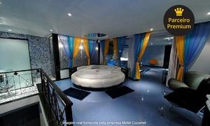 Motel Cozumel: Motel Cozumel – Partenon: período de 5 horas (opção em suíte com piscina)