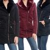 Women's Full-Body Sherpa-Lined Puffer Jacket