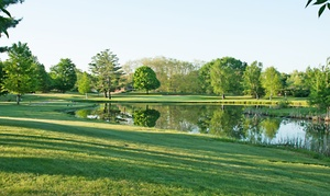 Vassar Golf and Country Club: 18 Holes of Golf for Two or Four with Cart at Vassar Golf and Country Club (Up to 58% Off)
