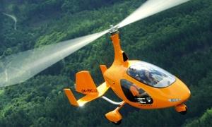 Apu Aviation: Esperienza di volo su elicottero con pilota istruttore da Apu Aviation (sconto 75%)