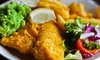 3 Lions Sports Pub and Grill - Oceanway: American and British Pub Meal for Two or Four at 3 Lions Sports Pub & Grill (Up to Half Off)