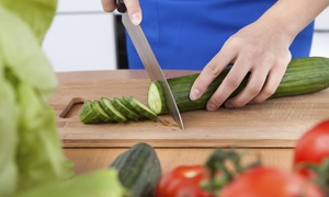 Cooking With A Twist Cooking Classes: $52 for $89 Worth of Cooking Classes — Cooking With A Twist Cooking Classes