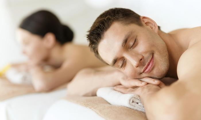 Eden Spa and Salon - Laguna Beach: Up to 50% Off Hawaiian Waiola Couples Massage at Eden Spa and Salon
