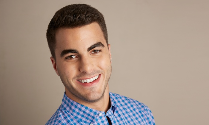 Men's Haircut Package - Total Beauty Experience | Groupon