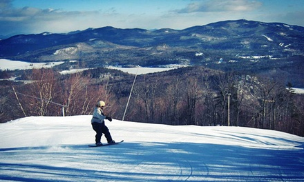 $59 for Skiing for Two Adults at Mt. Abram ($98 Value)