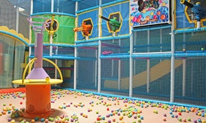 Seascape Kids Fun: Two, Five, or Ten Visits for All Ages at Seascape Kids Fun (Up to 51% Off)