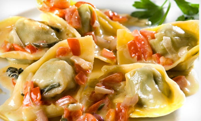 L'Allegria - Madison: Italian Food for Lunch or Dinner at L'Allegria (Up to 53% Off). Five Options Available.