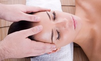 Indian Head Massage or Reflexology Online Course with TK Yoga Retreat (Up to 84% Off)