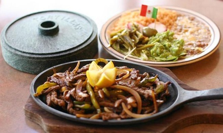 Mexican Food at Ricardo's El Ranchito (45% Off). Two Options Available.