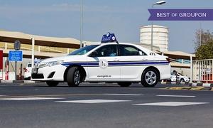 Galadari Motor Driving Center: 10 Hours Light Motor Vehicle Practical Driving at Galadari Motor Driving Center (55% Off)