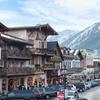 Alpine Inn Nestled in Cascade Mountains