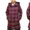 Blak by Rocawear Tartan Cardigan (Size XL)