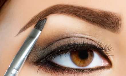 Classic Eyebrow Makeover with Optional Brow Tint at Chella Brow Bar (41% Off)