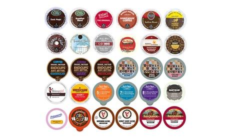 Single-Serve Coffee Pod Sampler Pack (30-Count) 52c33d18-e7ec-11e6-86fd-00259069d868