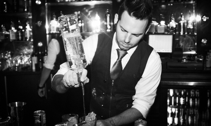 The Toasted Cork - RSVP: A Social Club: Mixology Course for One or Two at The Toasted Cork (Up to 52% Off)
