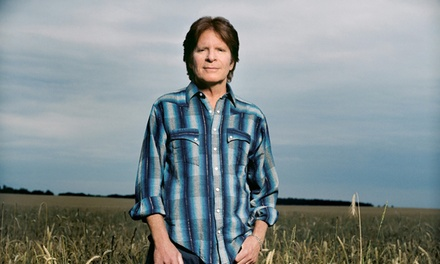 John Fogerty at Charter Spectrum Amphitheatre on May 13 at 7:30 p.m. (Up to 37% Off)