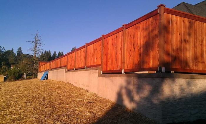 Stealth Fence and Construction LLC - Denver: $123 for $250 Groupon — Stealth Fence and Construction LLC