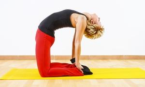 Studio Sattva Yoga & Pilate: Carte de 5 ou 10 cours de Yoga ou Pilates dès 29,99 € chez Studio Sattva Yoga & Pilates