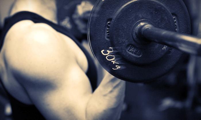 CrossFit Caveman - Stafford: 8 or 12 CrossFit Classes at CrossFit Caveman (Up to 68% Off)