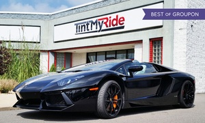 Tint My Ride: Tinting for Two or Five Windows or Clear Bra on Hood at Tint My Ride (Up to 62% Off)