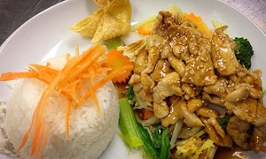 Thai Food At Sawasdee Thai Cuisine (up To 48% Off). Four Options Available.