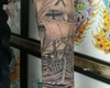 Buono tatuaggi di varie dimensioni