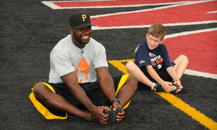 ProCamps Worldwide - New Lenox: Two-Day Sports Camp With Devin Hester or Taj Gibson from ProCamps Worldwide on June 29–30 in New Lenox (Half Off)