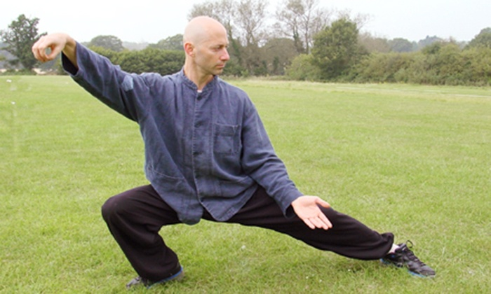 Gravity & Grace - Multiple Locations: Three Months of Weekly Tai Chi or Ba Gua Zhang Classes at Gravity & Grace (80% Off)