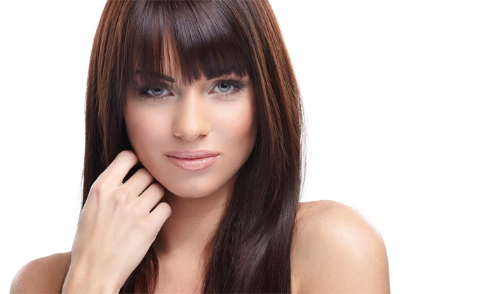 Forfait coiffure complet bel hair coiffure groupon for Salon bel hair