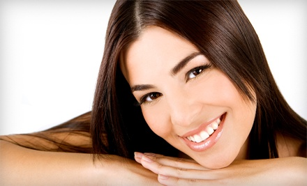 One Microdermabrasion Session or Facial at Bare Essentials Skin Bar (Up to 61% Off)