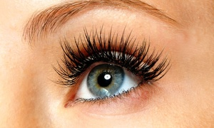 Extended Beauty: Full Set of Eyelash Extensions at Extended Beauty (50% Off)