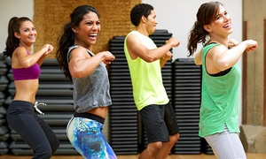Streetlight Studios, LLC: $18 for Five Zumba Classes at Streetlight Studios, LLC ($35 Value)