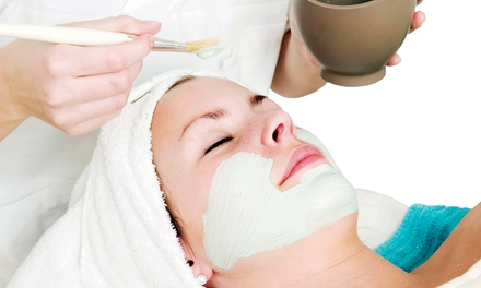 50-Minute Signature or Men's Facial, or a 80-Minute Pure Gold Facial at Eden Skin and Body Institute (Up to 54% Off)