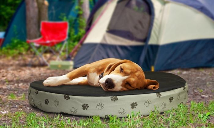 Furhaven Indoor/Outdoor Pet Bed | Groupon Goods