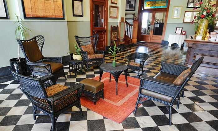 Mo Hotel Frederick Boonville One Night Stay At In