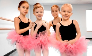 Impact Dance Studios: Three or Five Dance Classes in a Month at Impact Dance Studios (Up to 52% Off)