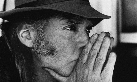 Neil Young at Susquehanna Bank Center on Thursday, July 16, at 7:30 p.m. (Up to 48% Off)
