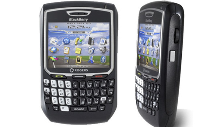 CRU: Blackberry 8700 for R499 Including Delivery (37% Off)