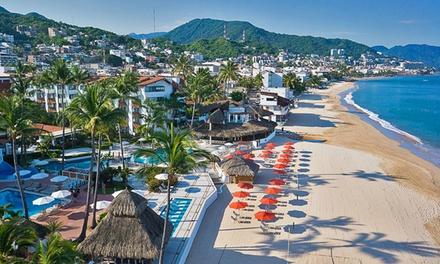 All-Inclusive Stay for Two at the 4-Star Buenaventura Grand Hotel & Spa Puerto Vallarta in Mexico. Dates into December.
