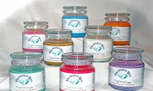 Treasured Wax Candles: $12 for $20 Worth of Candles at Treasured Wax Candles