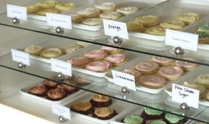 Cookie Haven: $12 for Three Groupons, Each Good for $7 Worth of Cookies and Brownies at Cookie Haven ($21 Total Value)