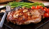 OOB-Trophys Steakhouse - Power Ranch: $12 for $25 Worth of Steak-House Cuisine and Drinks at Trophy's Steakhouse
