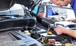 Écono Pièces: Vehicle Inspection, Oil/Tire/Brake Pad Change at Écono Pièces (Up to 71% Off)