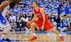 Davidson Wildcats Men's Basketball - John Belk Arena: $10 for One Ticket to Two Davidson Wildcats Men's Basketball Games at John Belk Arena ($29.84 Value)