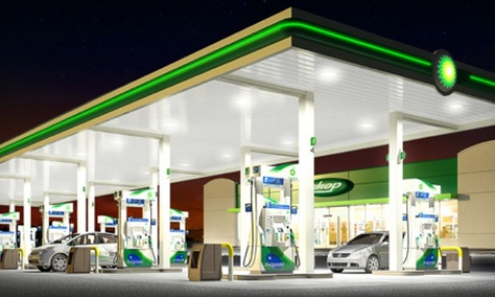 BP - Beaumont, TX: $10 for a BP Gift Card ($10 Value)